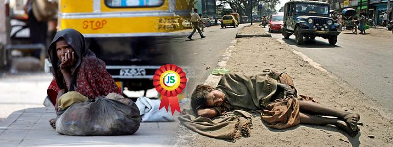 homeless india