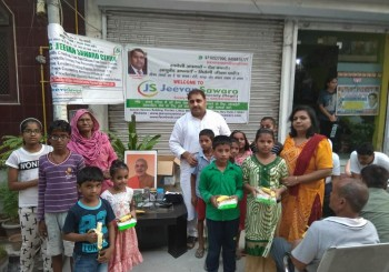 jeevan sawaro free health check up camp